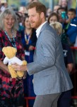 Prince Harry visit to Oxford