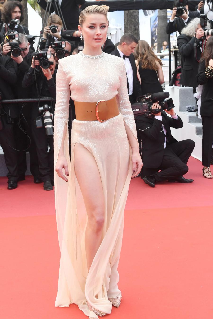 Les Miserable premiere al Festival di Cannes