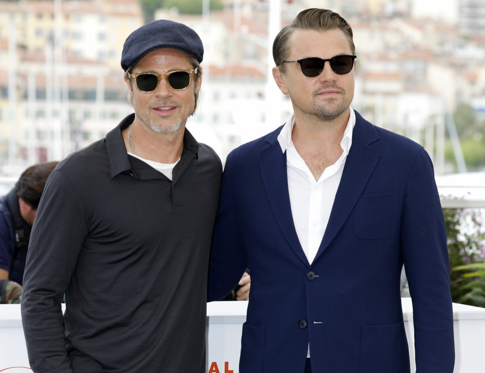 Photocall 'Once Upon a Time in Hollywood', Cannes Film Festival