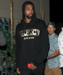 Tristan Thompson exits Drake's afterparty at Delilah at 3:30AM