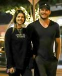 Chris Pratt and Katherine Schwarzenegger are smitten after a date night at R+D Kitchen
