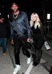 Khloe Kardashian and Tristan Thompson Officially BREAKUP After Latest Cheating Scandal! **FILE PHOTOS**