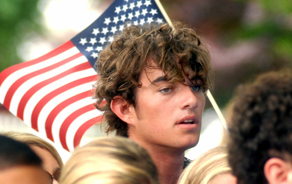 The Kennedys celebrate Independence Day