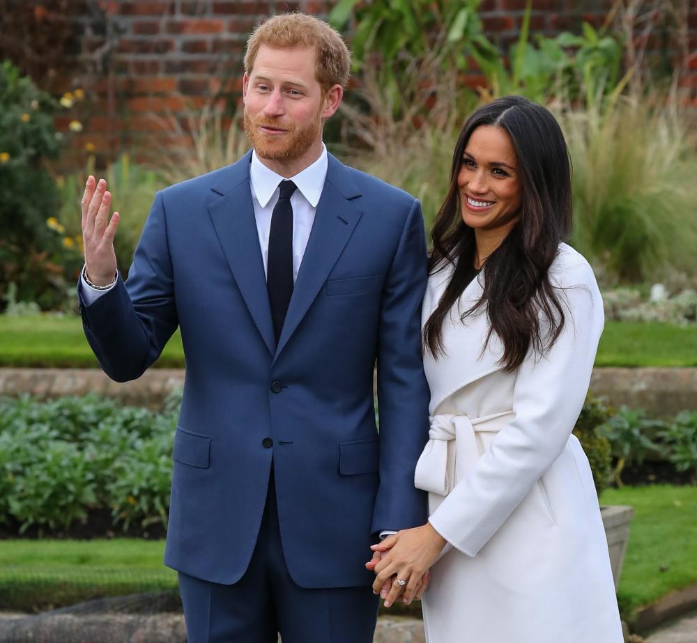 Il principe Harry e Meghan Markle annunciano il loro fidanzamento