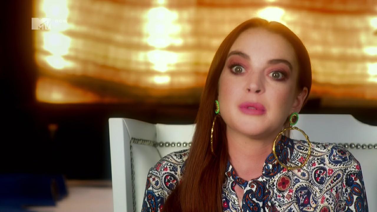 Cele|bitchy | Lindsay ...