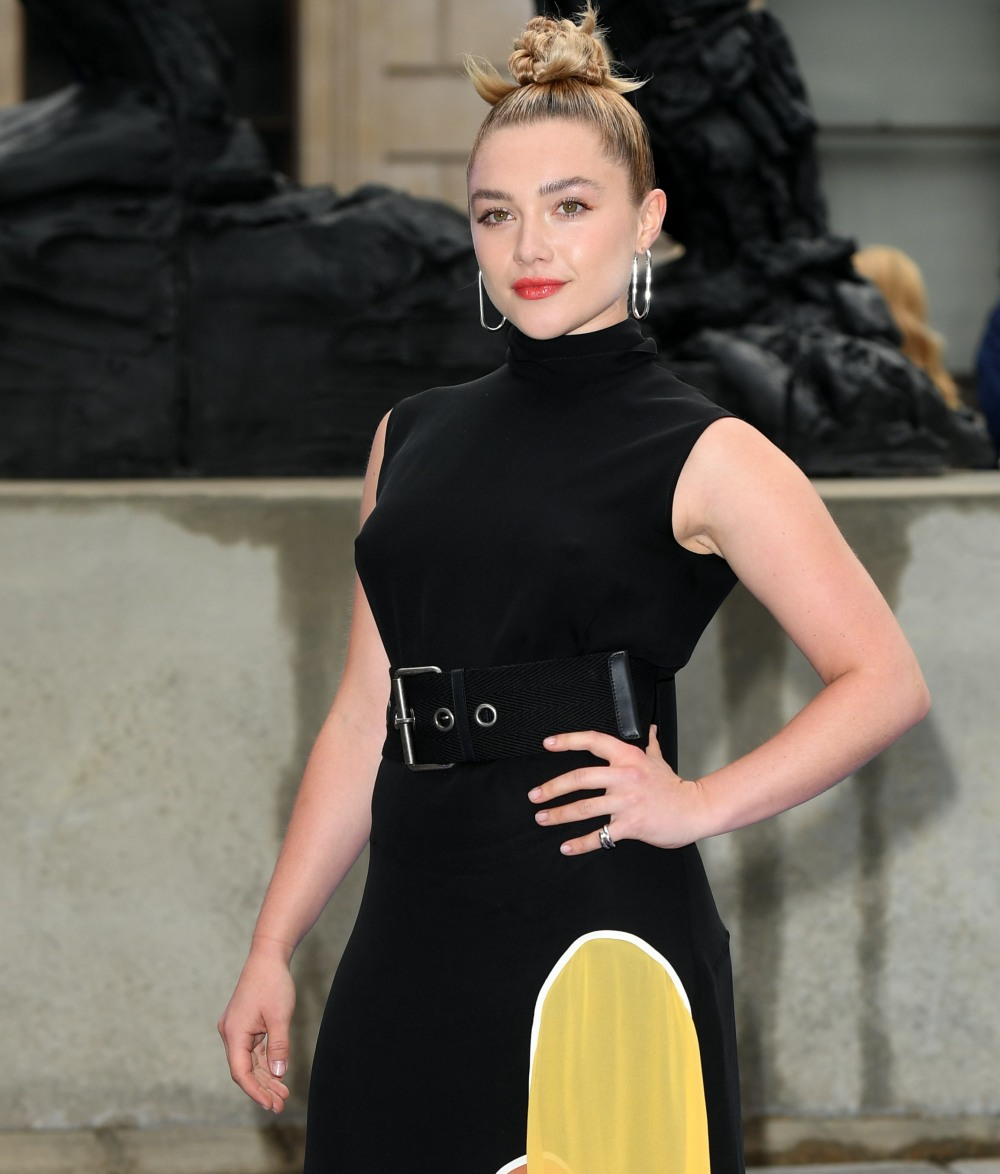 Florence Pugh, star of horror film 'Midsommer', hates the horror genre