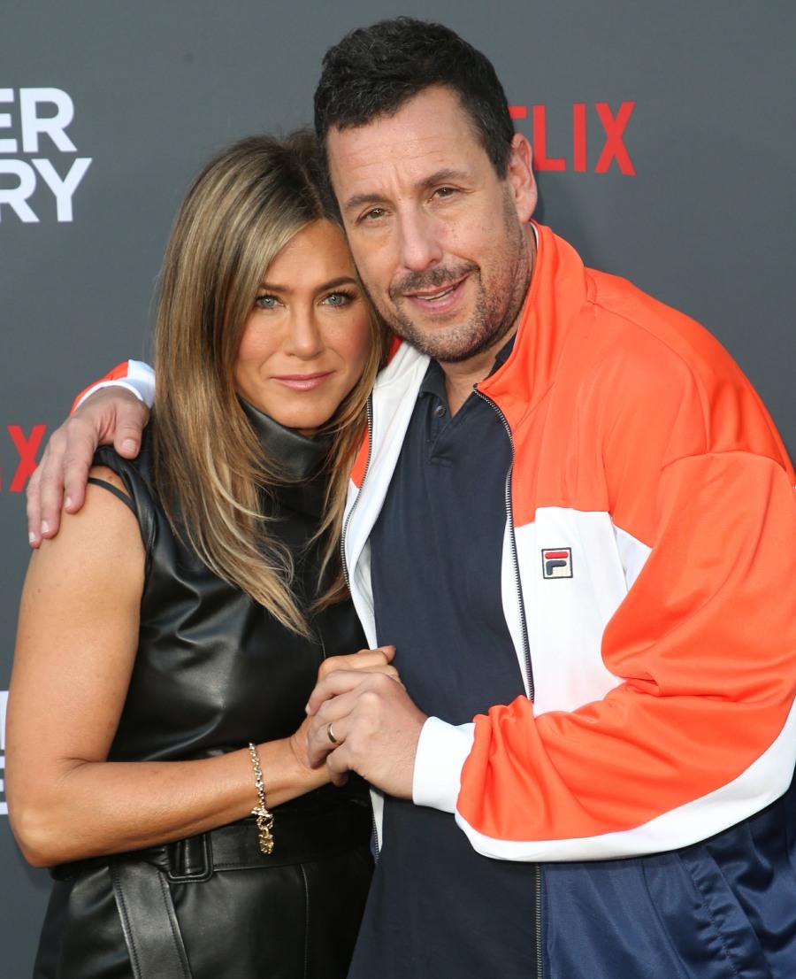 """LA Premiere Of Netflix's """"Murder Mystery"""""""