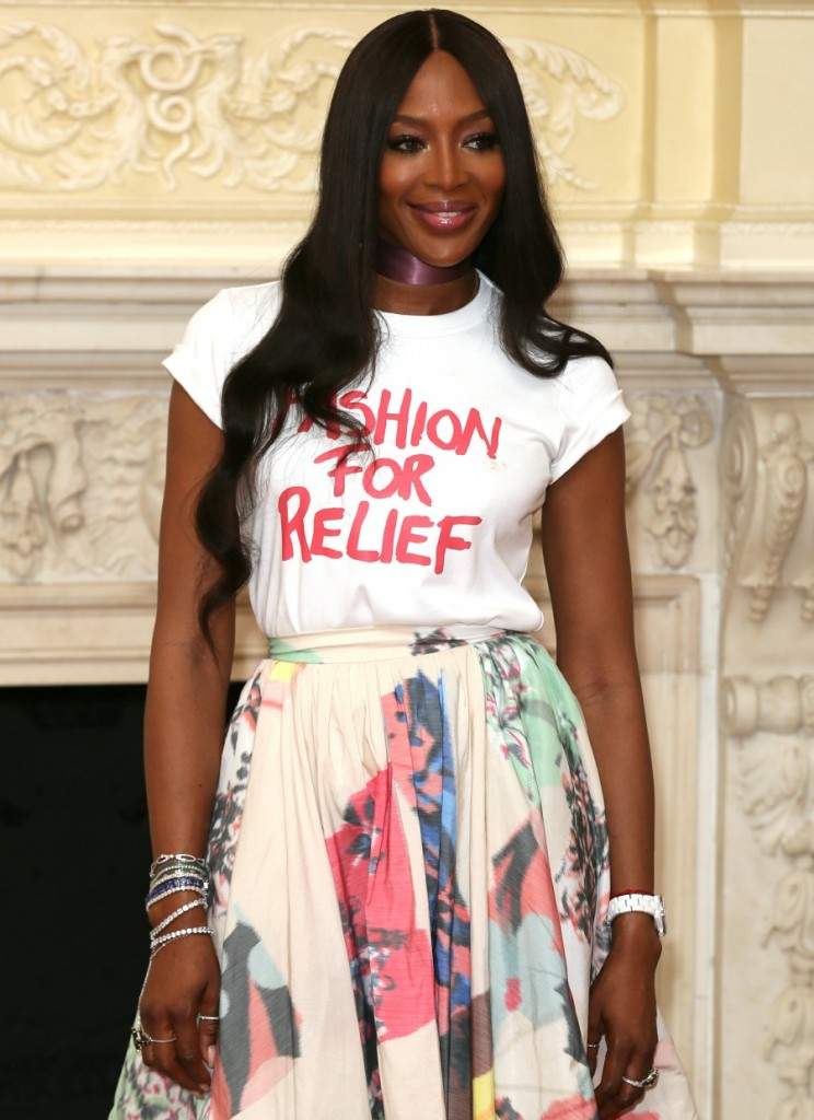 British Fashion Council Photocall held at the Ritz Hotel
