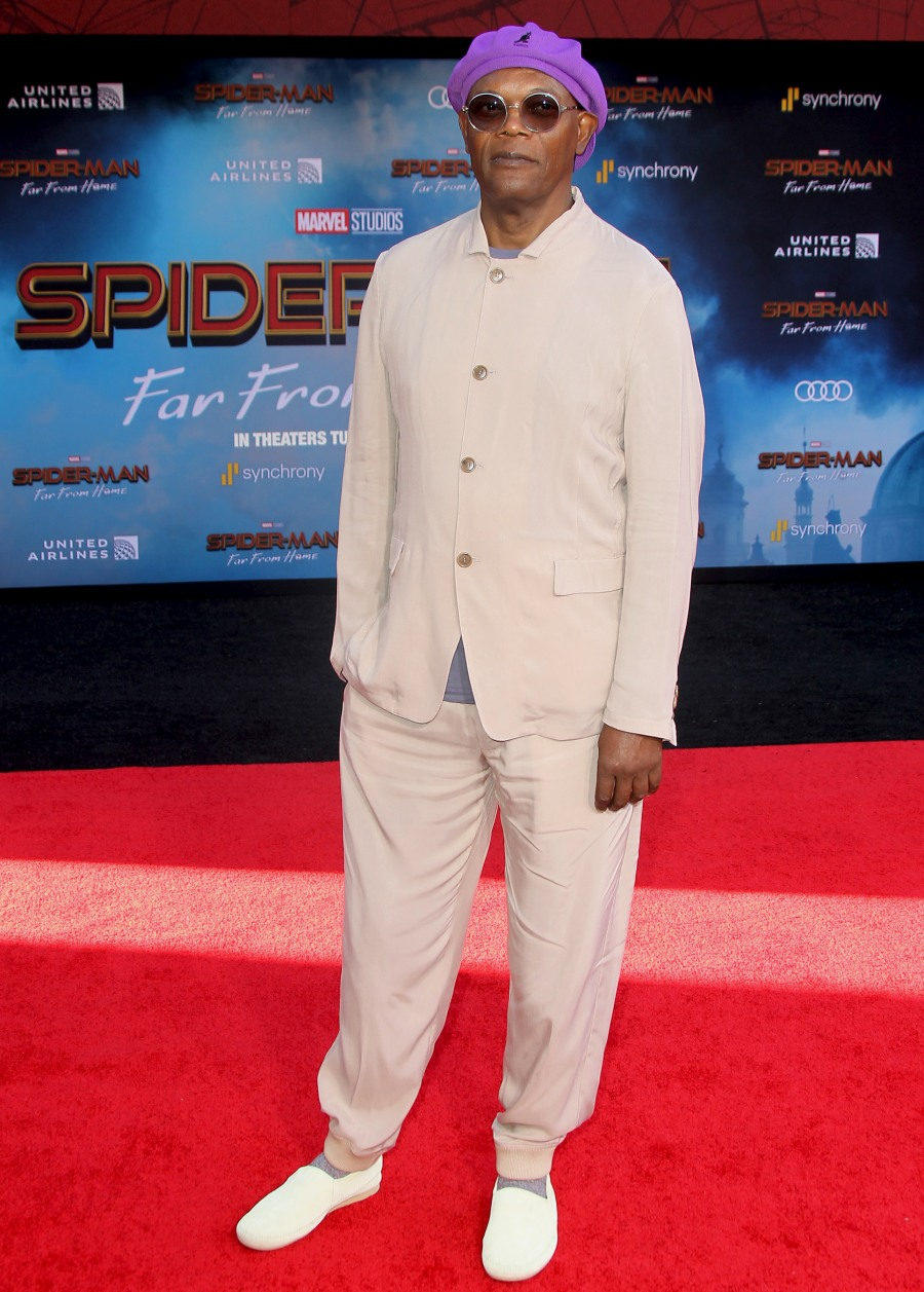 Spiderman Far From Home Premiere
