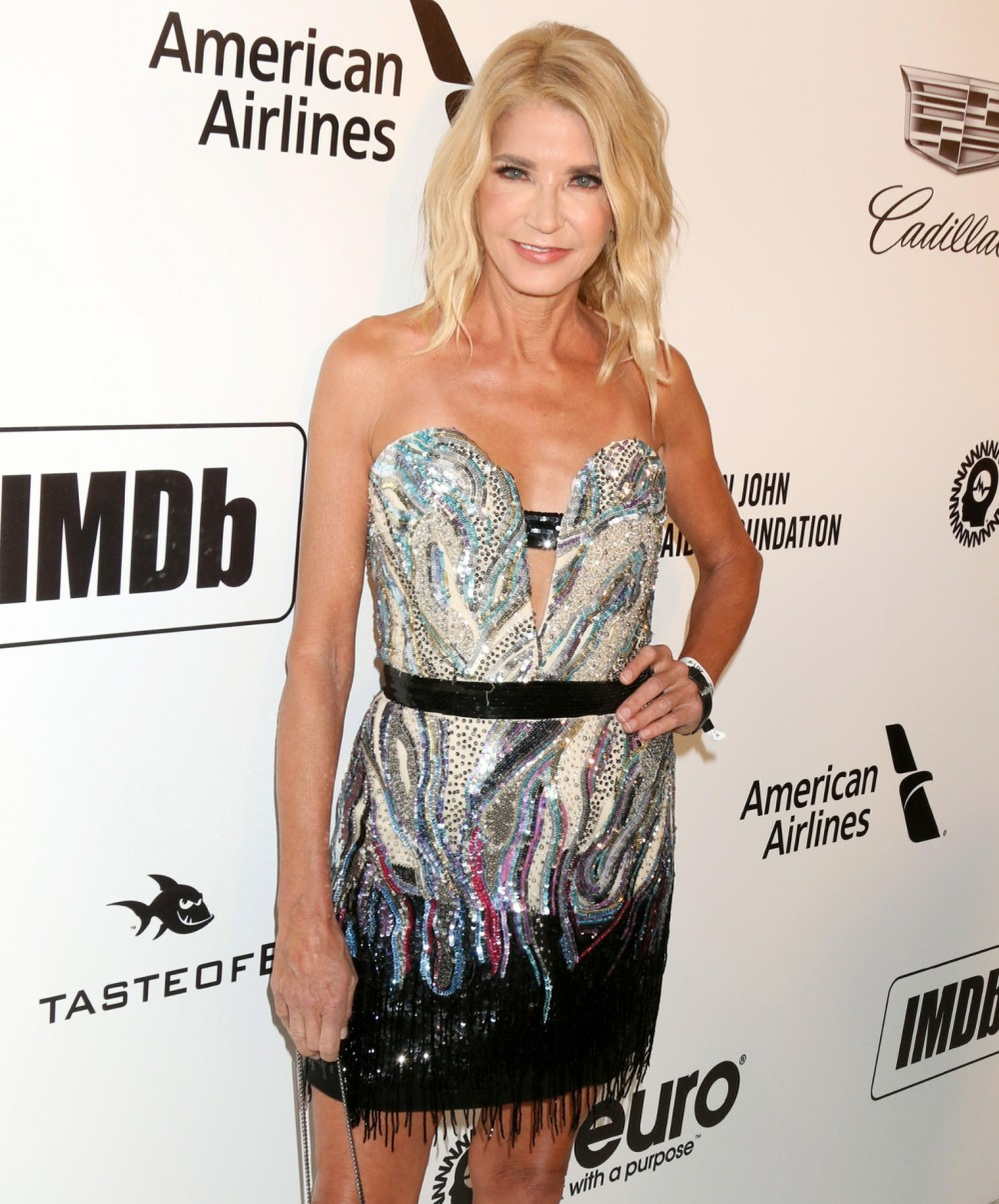Candace Bushnell at the after-party for...