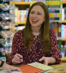 Chelsea Clinton Book Signing in Coral Gables