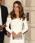 Duchess of Cambridge attends the first annual gala dinner for Addiction Awareness Week