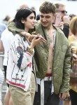 Dua Lipa and Anwar Hadid confirm thier budding romance while attending British Summertime 2019 Festival!