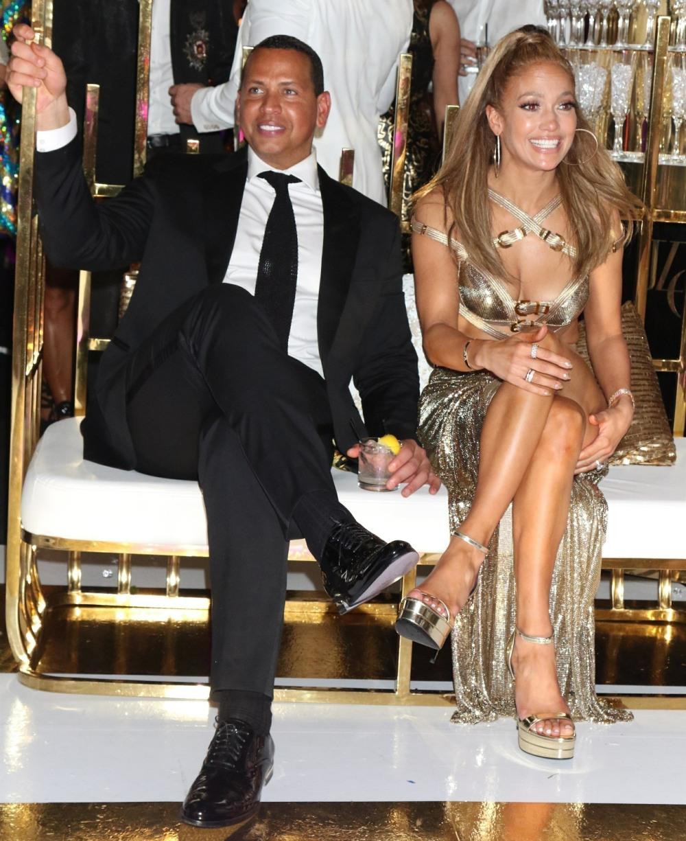 Jennifer Lopez 50th Birthday Celebration!