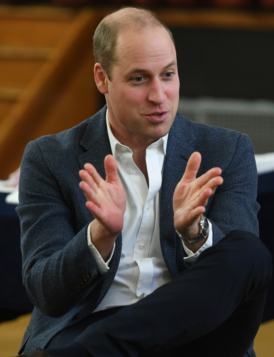The Duke Of Cambridge Mental Health And Wellbeing Projects In London