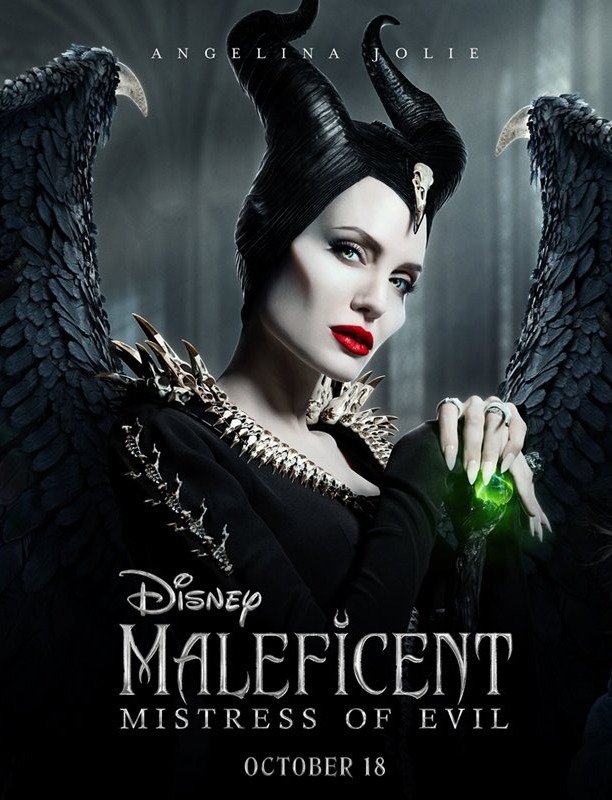 The 'Maleficent 2: Mistress of Evil' full-length trailer is out & it's amazing too