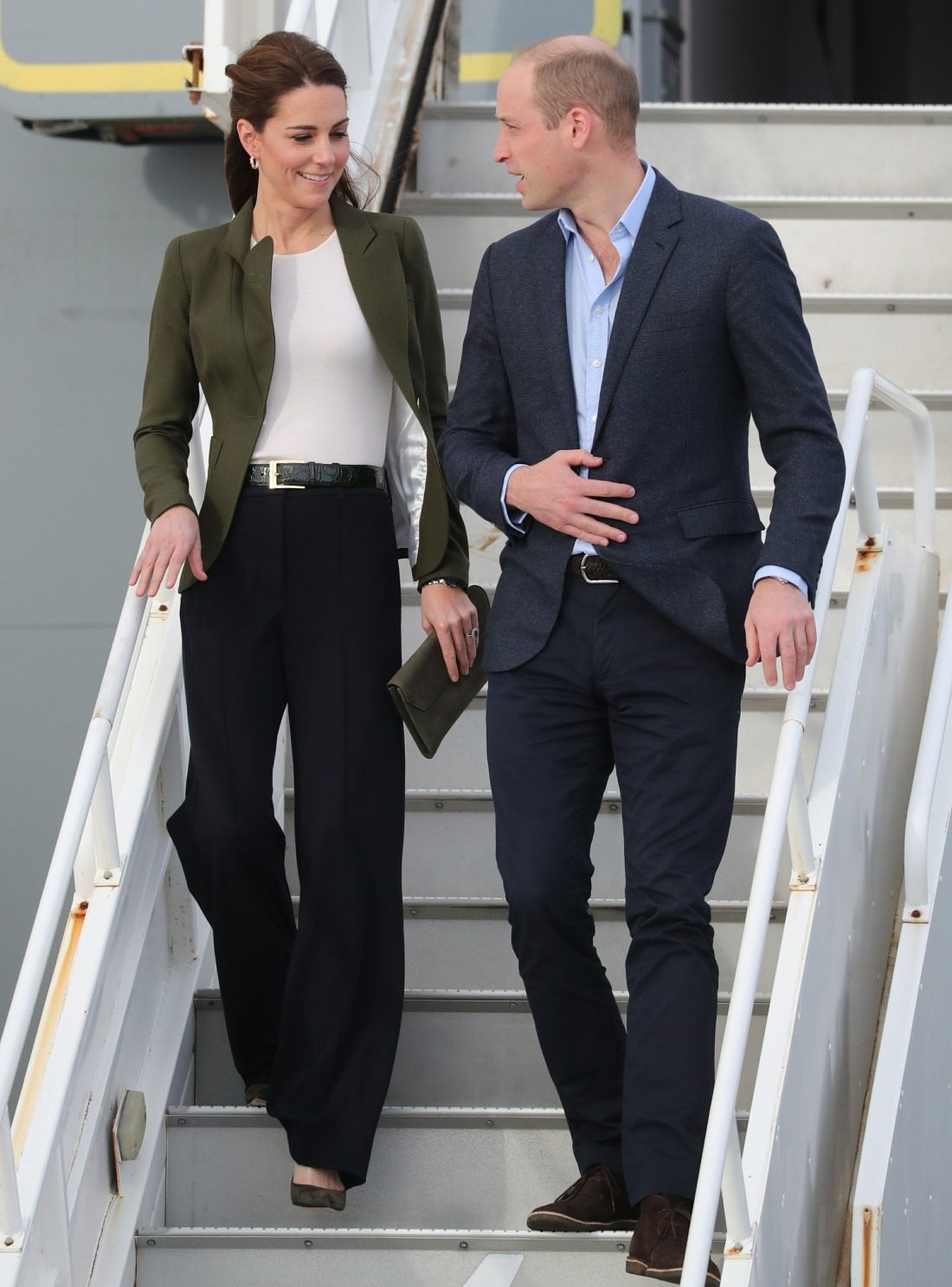 The Duke and Duchess of Cambridge visit Cyprus