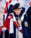 Order of the Garter service, St George's Chapel, Windsor Castle, UK - 17 Jun 2019