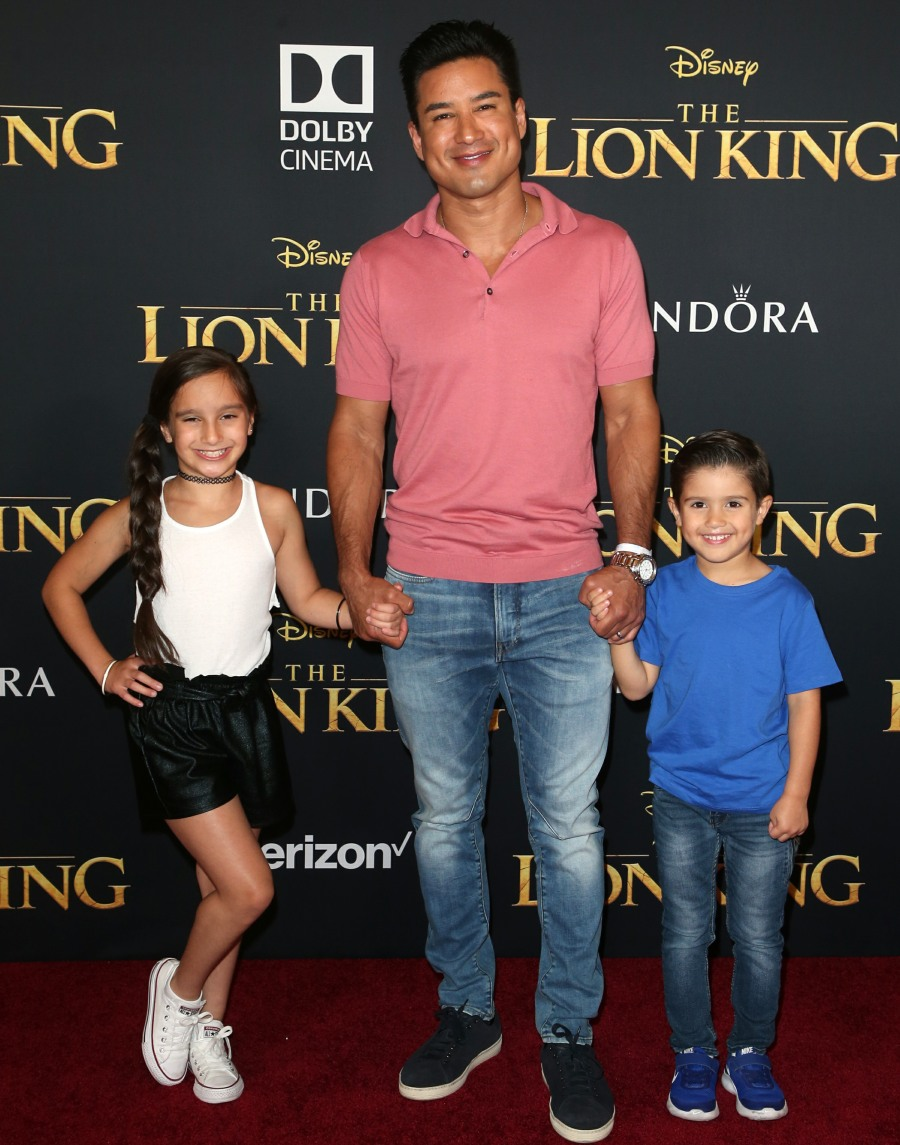"Premiere Of Disney's ""The Lion King"""
