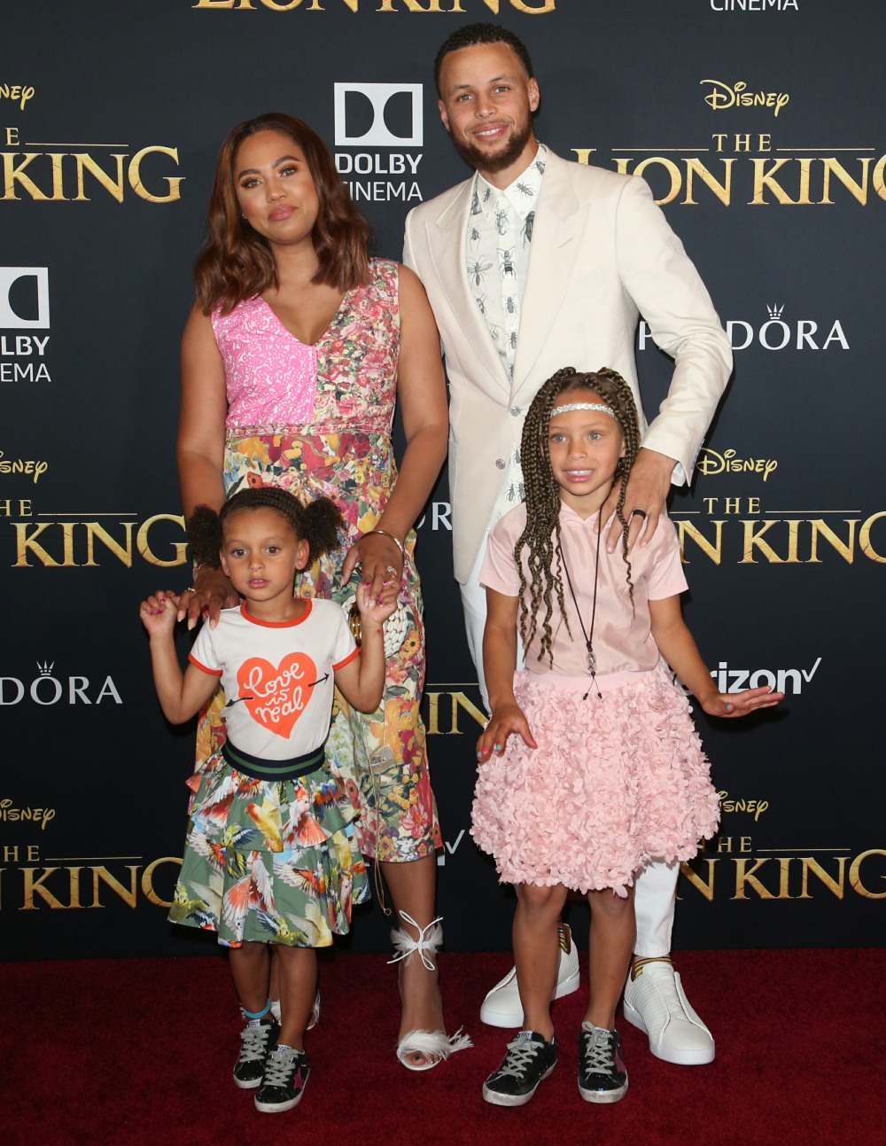 "Premiere Of Disney's ""The Lion King"""