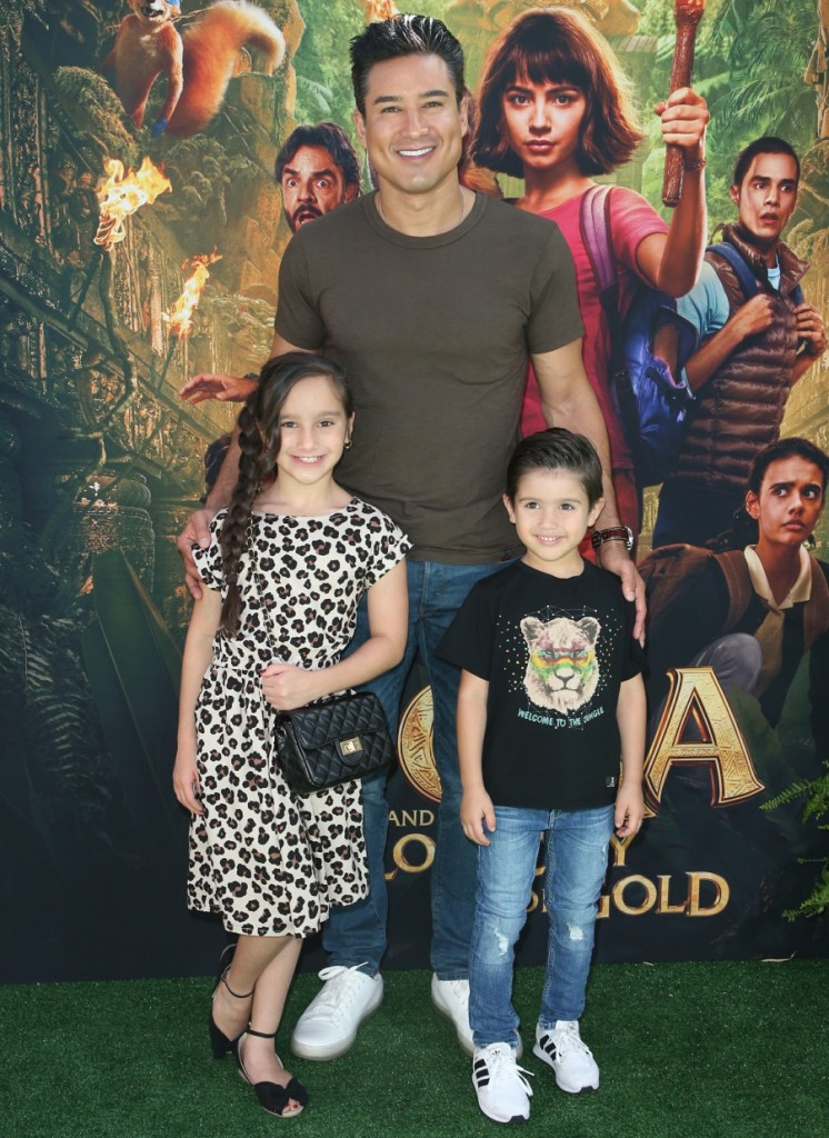 """LA Premiere Of Paramount Pictures' """"Dora And The Lost City Of Gold"""""""