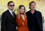 The UK Premiere of 'Once Upon a Time... in Hollywood' held at the Odeon Luxe, Leicester Square