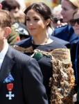 Il duca e la duchessa del Sussex visitano Te Papaiouru Marae a Rotorua, in Nuova Zelanda