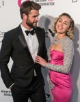 Rumors that Miley Cyrus and Liam Hemsworth appear to be married are flowing **FILE PHOTOS**
