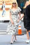 Kirsten Dunst looks stunning at AOL Build