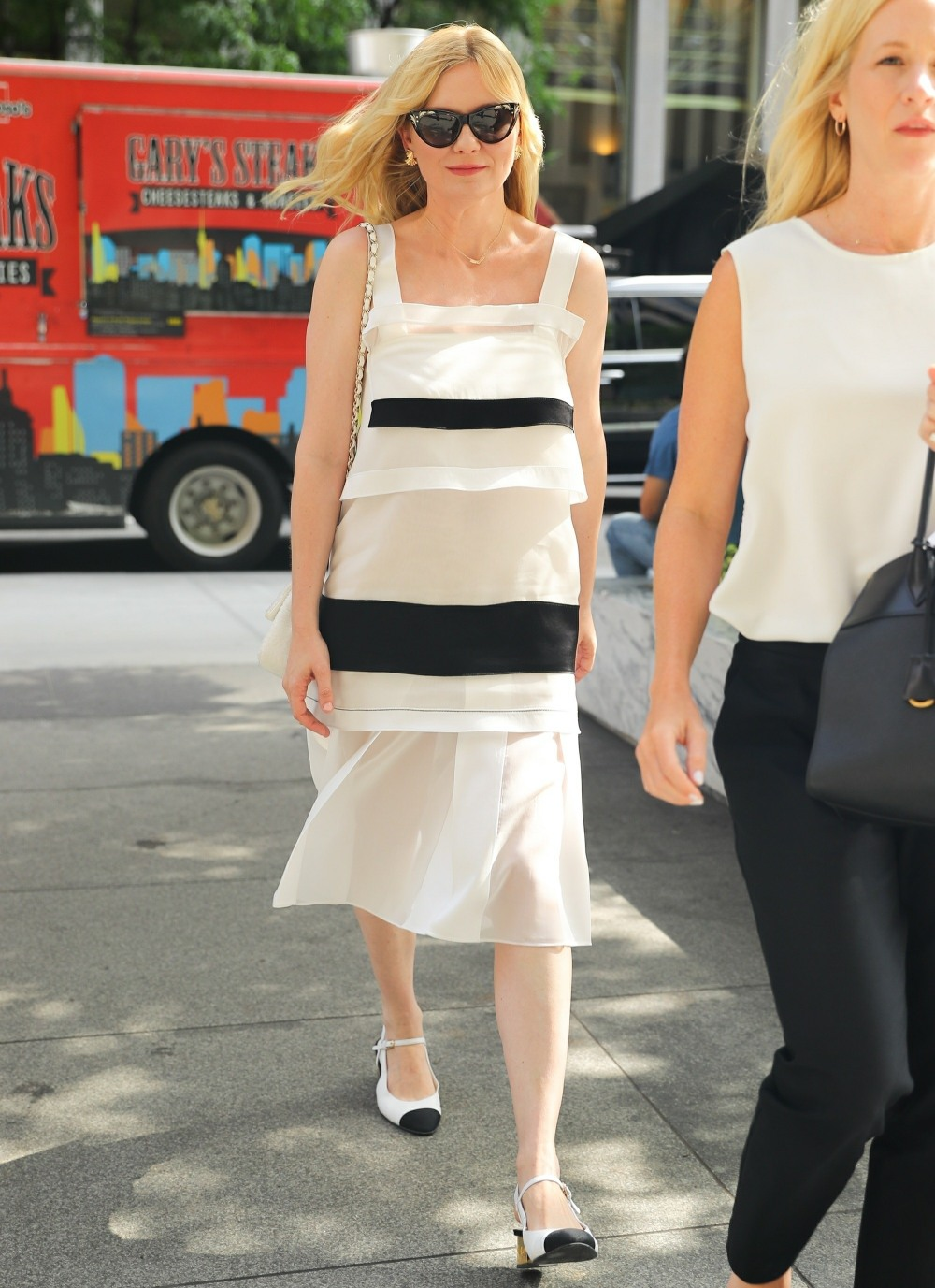Kirsten Dunst promotes 'On Becoming a God in Central Florida' at SiriusXM