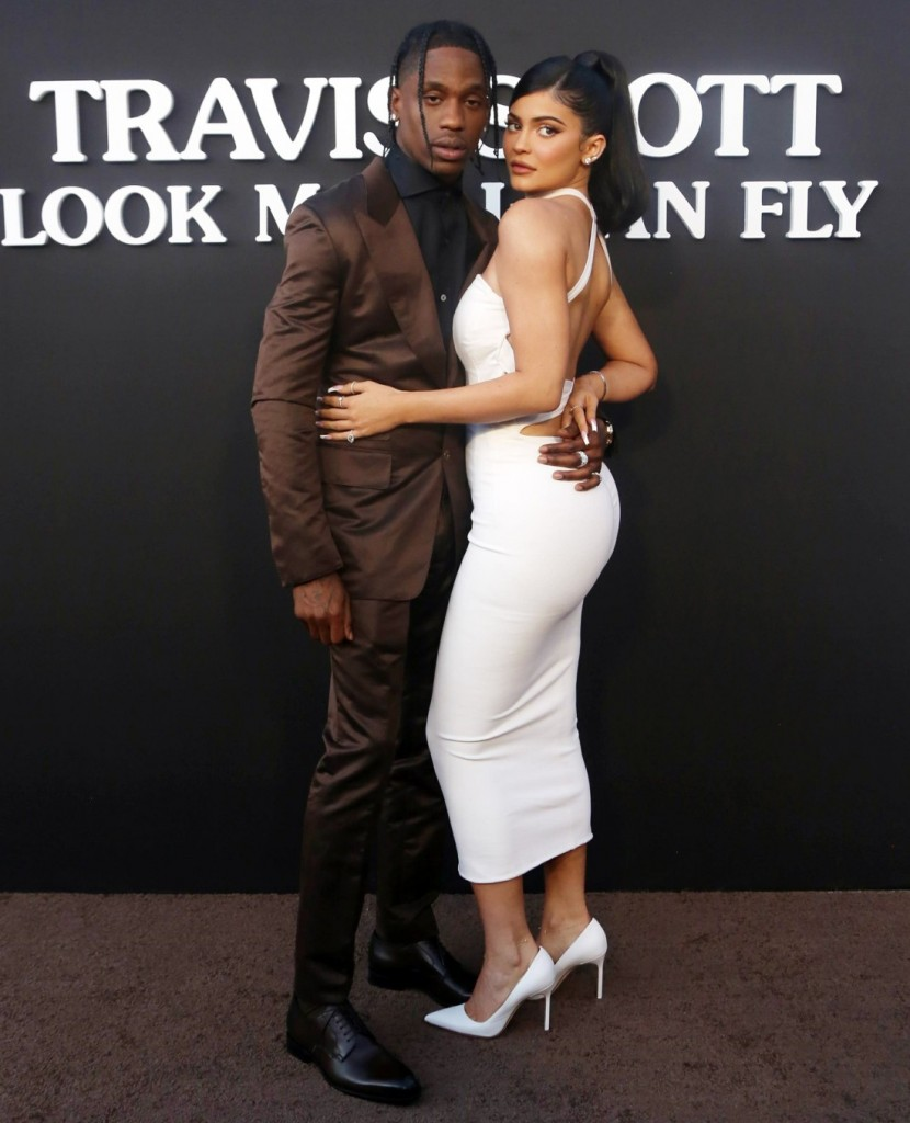 """Travis Scott: """"Look Mom I Can Fly"""" Los Angeles Premiere"""