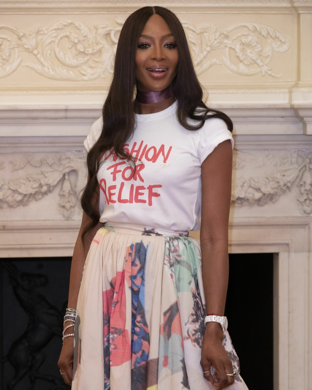The Fashion Awards 2019 and Fashion For Relief special announcement at The Ritz, London , UK
