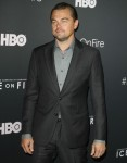 """Leonardo DiCaprio attends The HBO Documentary """"Ice on Fire""""in Los Angeles"""