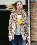 Whitney Port steps out in a grunge ensemble