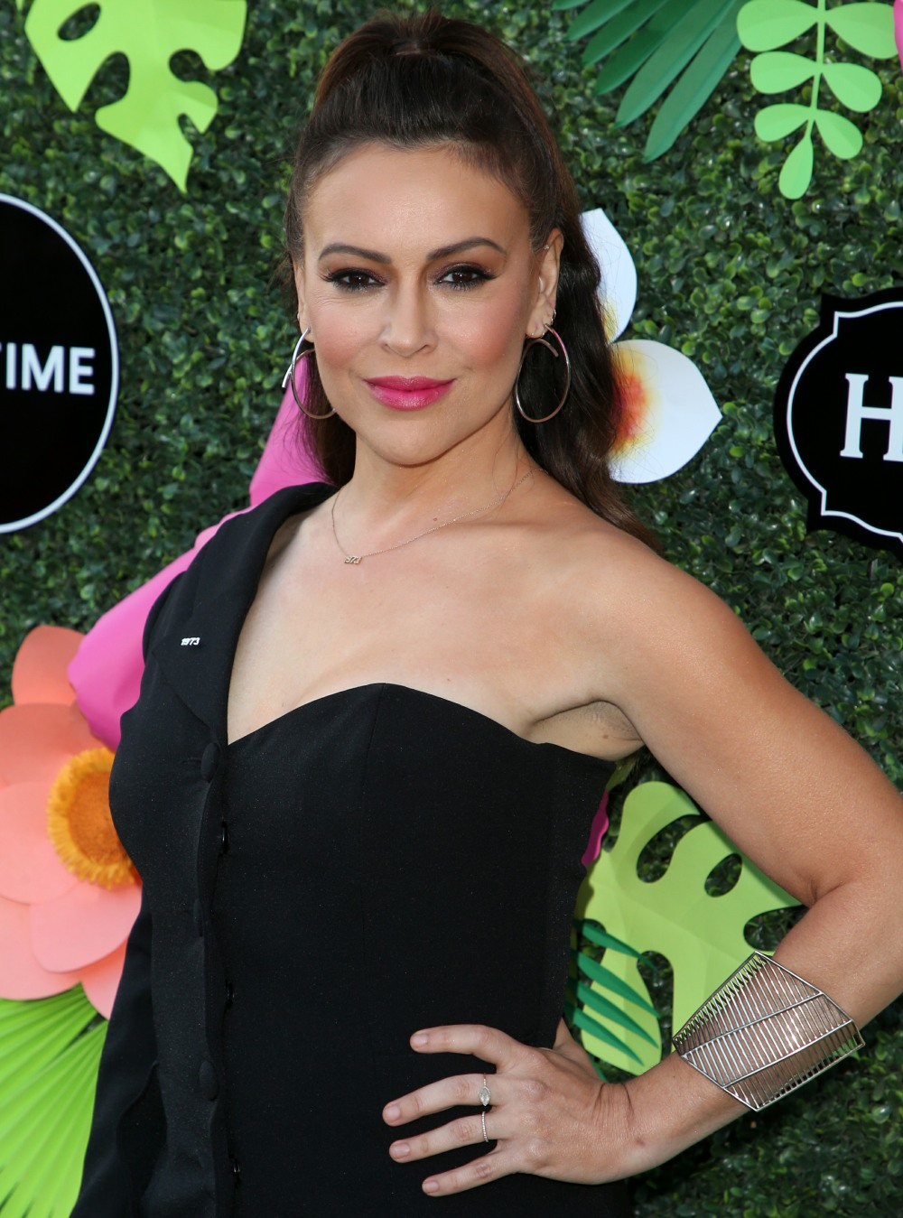Alyssa Milano reveals that she had two abortions in 1993 when her birth control failed