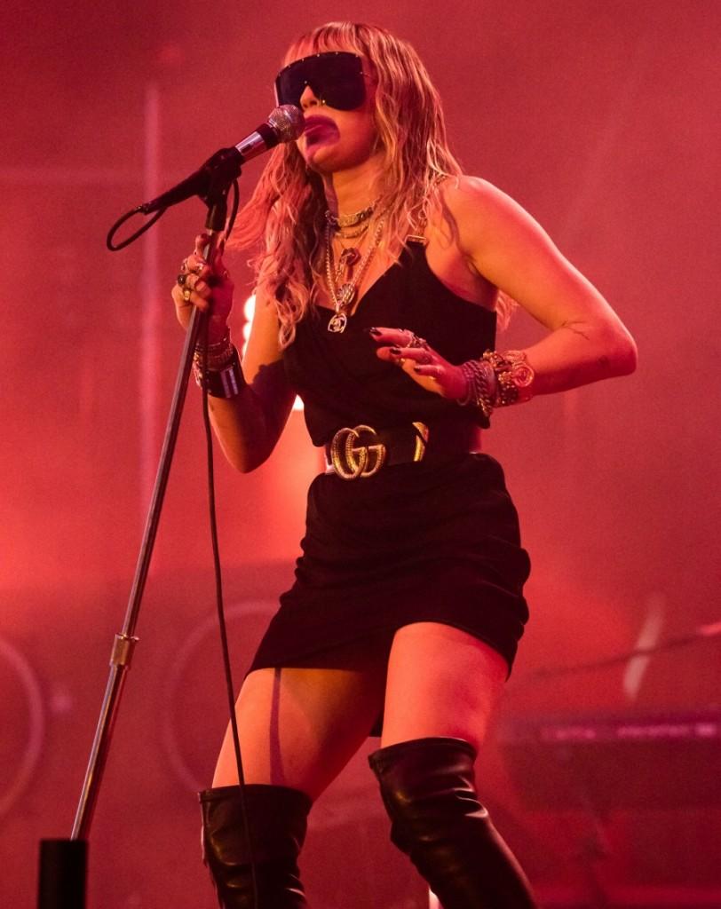 Miley Cyrus headlines BBC Radio 1 Big Weekend