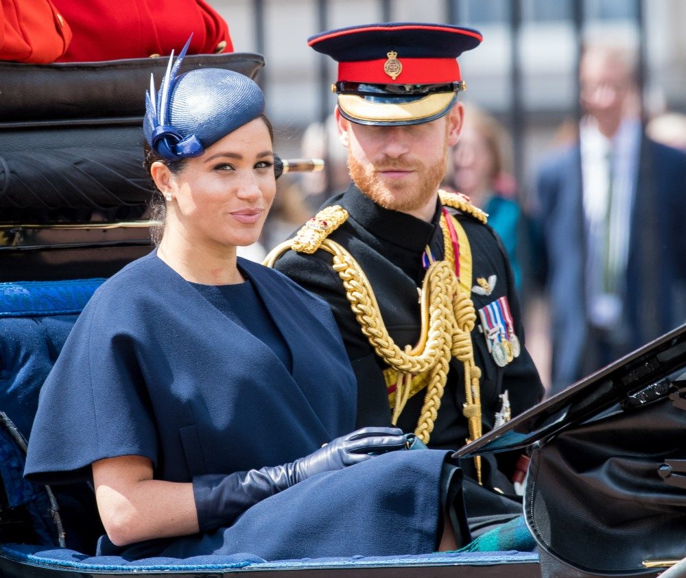 Trooping the Colour Ceremony, London, UK - 8 Jun 2019