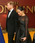 The European Premiere of 'The Lion King' held at the Odeon Luxe, Leicester Square