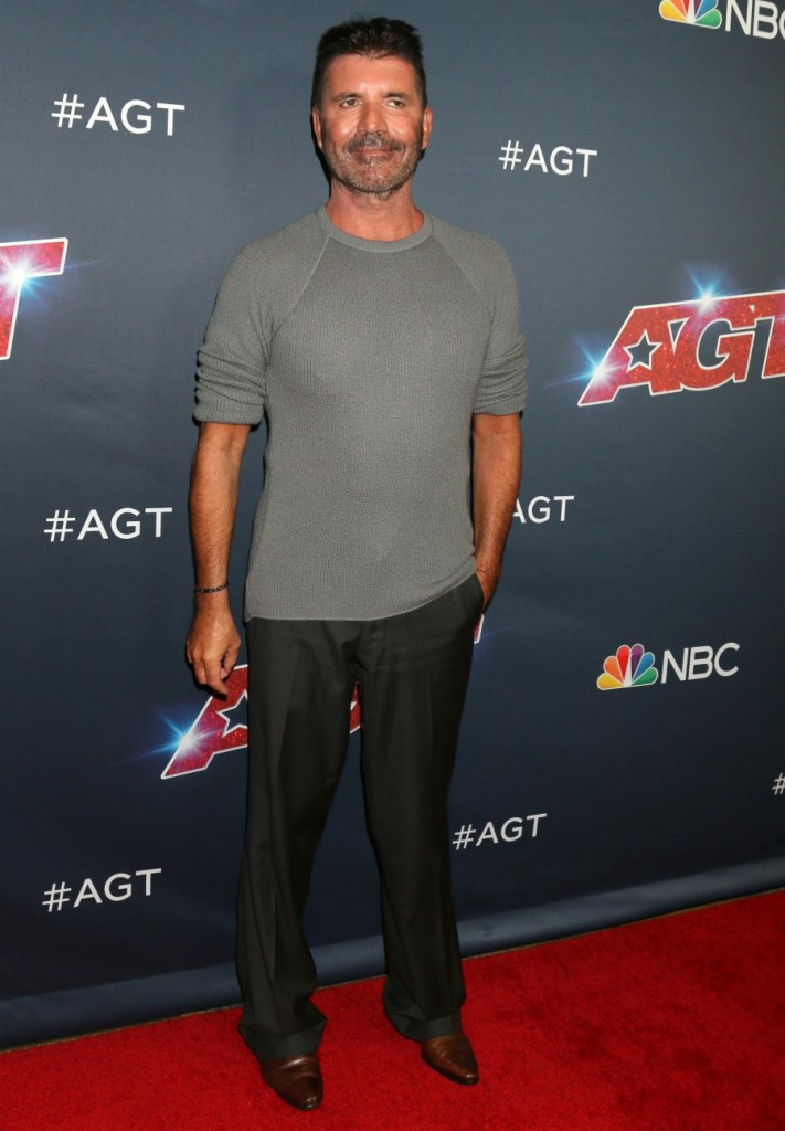 """America's Got Talent"" Season 14 Live Show Red Carpet"