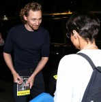 Tom Hiddleston Betrayal First Preview On Broadway Departures