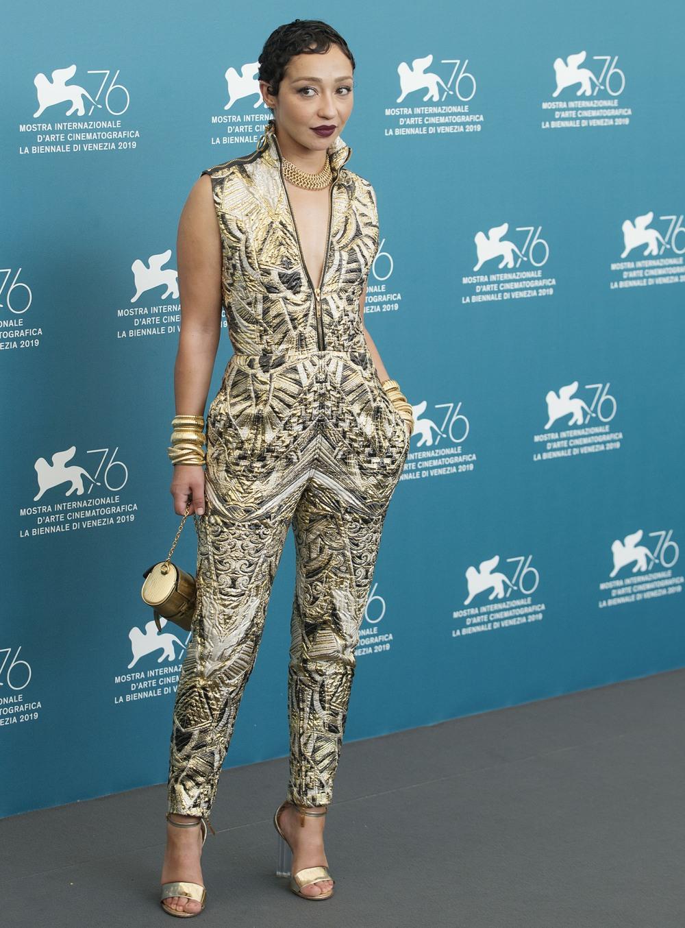 76th Venice Film Festival, Italy - 'Ad Astra'  -Photocall