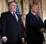 Mike Pompeo sworn-in as Secretary of State