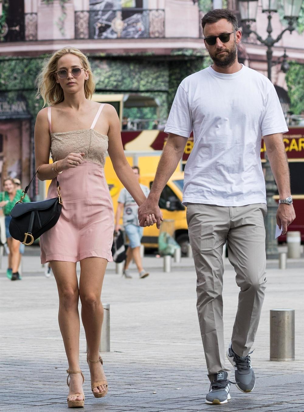 Jennifer Lawrence Is Engaged to Boyfriend Cooke Maroney