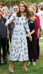 The Duchess of Cambridge visits RHS Wisley