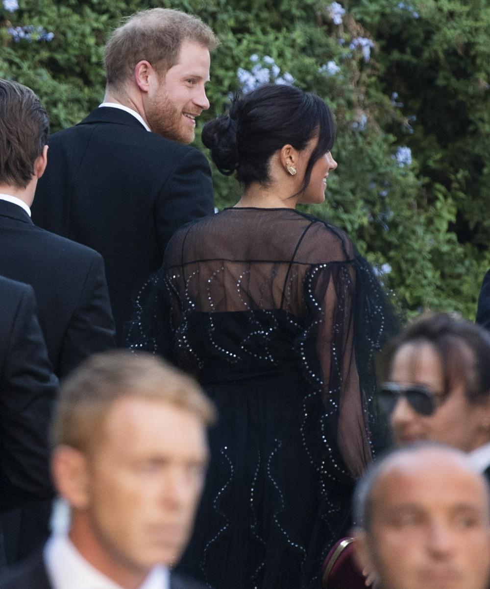 Ivanka Trump, Jared Kushner, James Corden and other celebs arrive at Misha Nonoo's wedding in Rome