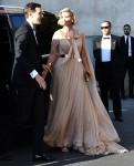 Ivanka Trump and Jared Kushner arrive at Misha Nonoo's wedding