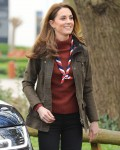Catherine Duchess of Cambridge visits the Scouts Headquarters, Gilwell Park, Essex, UK