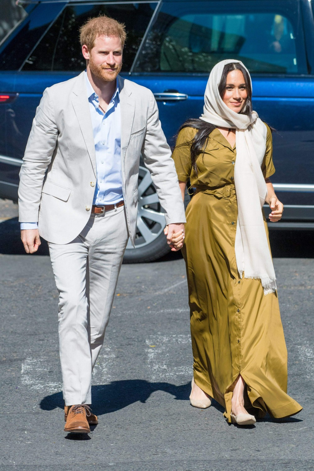 Harry and Meghan South Africa