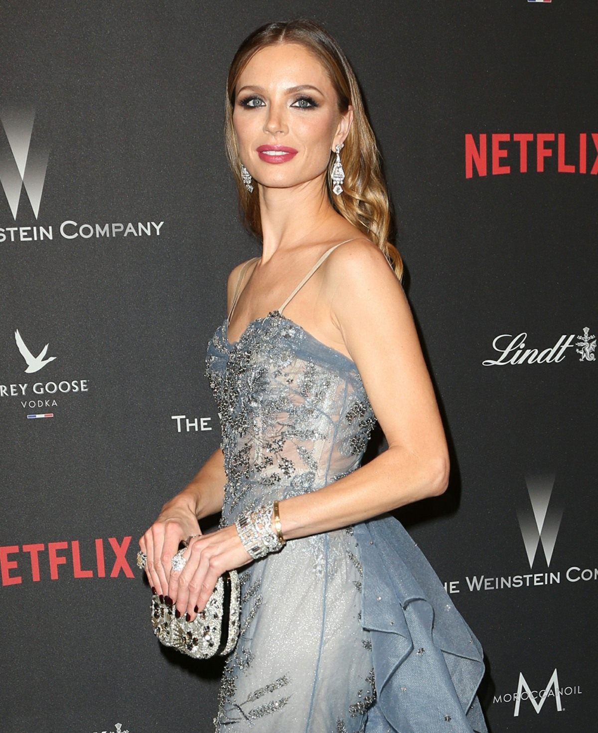 The Weinstein Company And Netflix Golden Globes Party