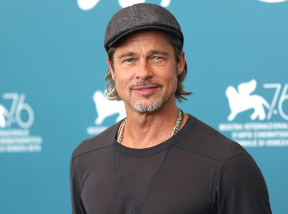 Brad Pitt at photocall 'Ad Astra' 76th Venice Film Festival